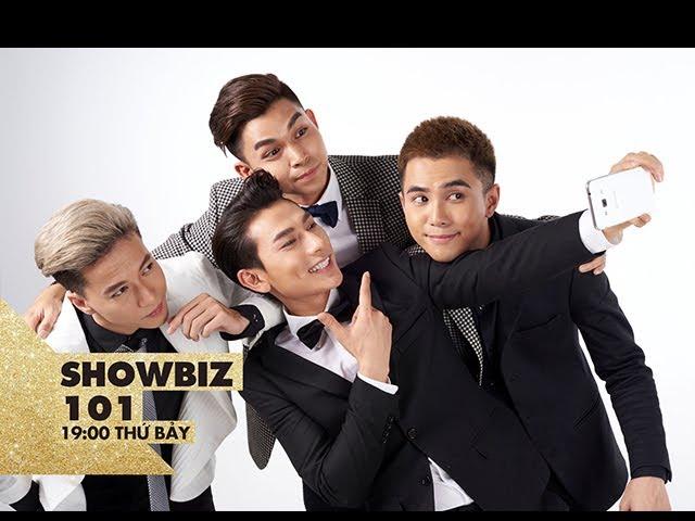 Những bước tiến của 4 anh em 365 sau 1 năm tan rã   Showbiz 101   VIEW TV-VTC8