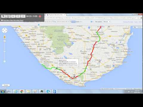Video - Trip - route diversion 1 min-  03 Jan - 04Jan Madurai -Trivandrum-  Madurai