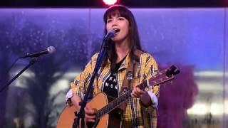 池袋サンシャインシティで開催された沖縄めんそーれフェスタ2018に出演...