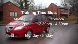 Parrot Driver Training: Intensive Driving Lessons in Hull