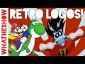 RETRO LOGOS! Play along to see if you can guess the old cartoon, tv show, and 90s video game logos!