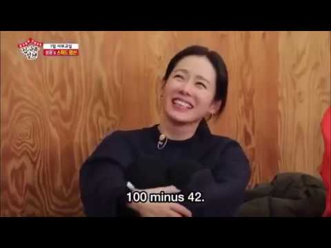 Lee Sang Yoon Show His Talent In MATH! Ft: Son YeJin (Master In The House/Jibsabu Ilche)
