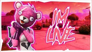 Fortnite Mobile Live//Best Girl Player//Playing With Subs🔴