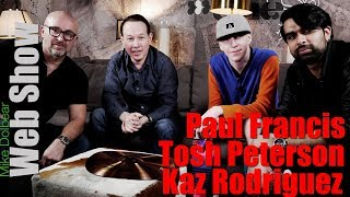 Mike Dolbear Web Show Series 3 Episode 5 - Paul, Tosh and Kaz