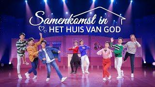 Christelijk lied 'Samenkomst in het huis van God' (Dutch subtitles)