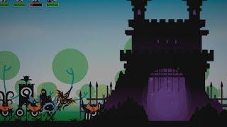 Patapon 3 - Hellgate VS [In-Game Showcase]