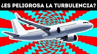 ¿Puede la turbulencia causar un accidente de avión?
