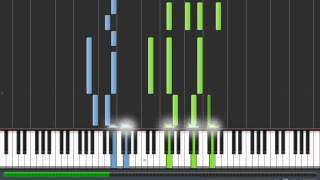 Synthesia - Farm boy - FFVII Piano collections