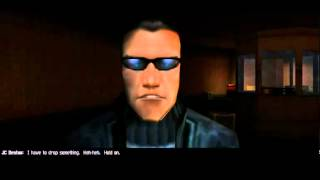 Uploader JDPrimus Upload Date Jun 12 2010 Description HEH HEH Tags Deus Ex JC Denton laughs video games e3 human revolution adam jensen ray