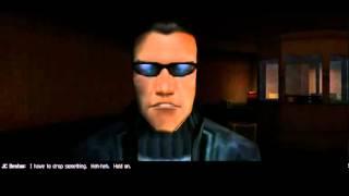 Uploader JDPrimus Upload Date Jun 12 2010 Description HEH HEH Tags Deus Ex JC Denton laughs video games e3 human revolution adam jensen ray