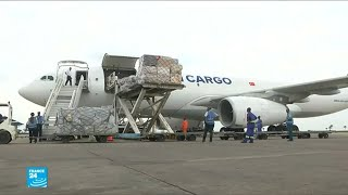لقاحات عاجلة ضد إيبولا إلى جمهورية الكونغو الديمقراطية
