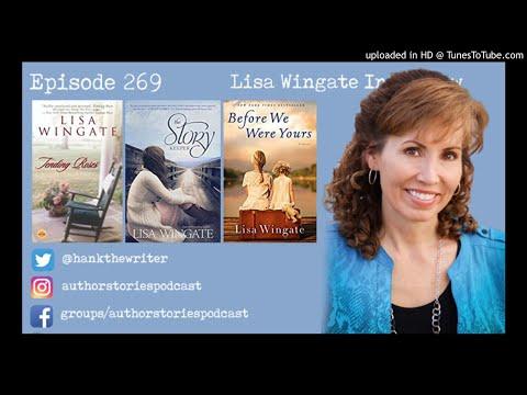 Episode 269 | Lisa Wingate Interview