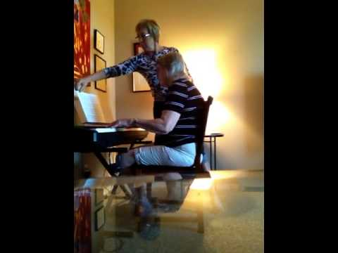 SCS2014Fall - It's a Marshmallow World -Piano Accompaniment