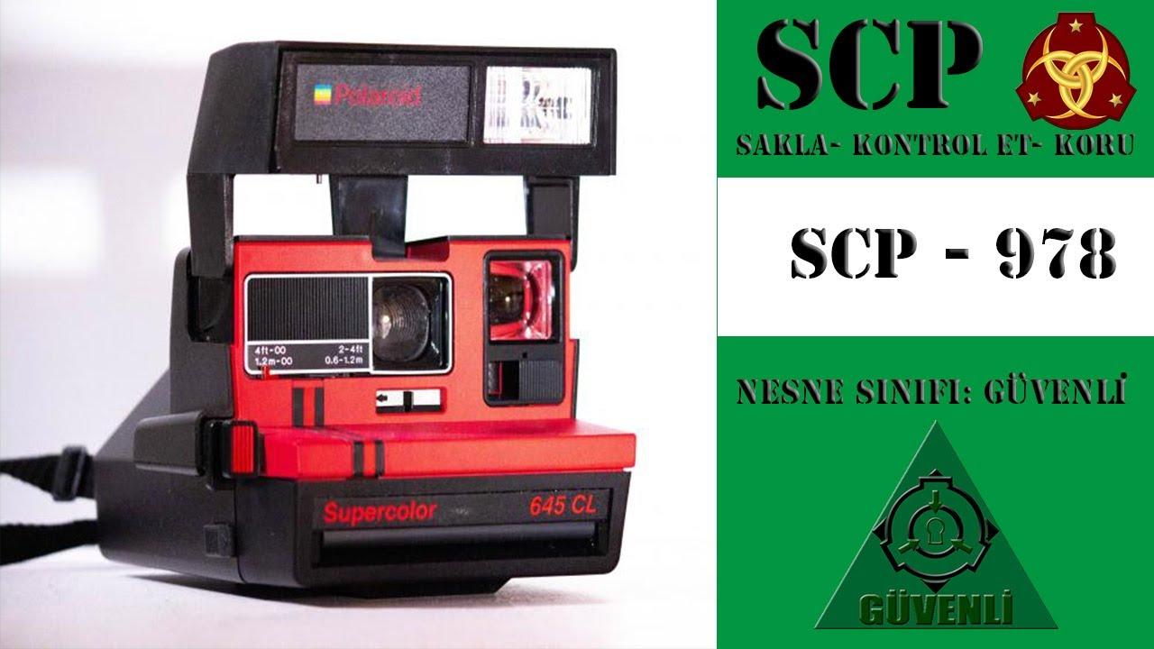 SCP 978 (Arzu Kamerası)