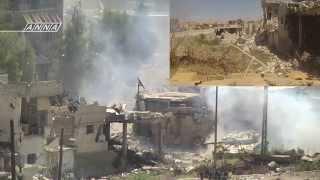 Сирия. Дамаск. Джобар 21 августа 2013 года. Часть 8-1