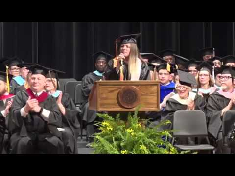 5-12-18 Weatherford College Commencement Morning Program