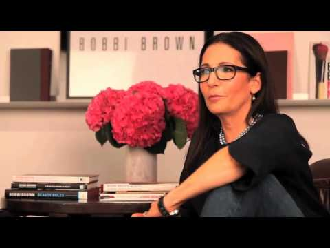 Interview: Bobbi Brown and Katie Holmes