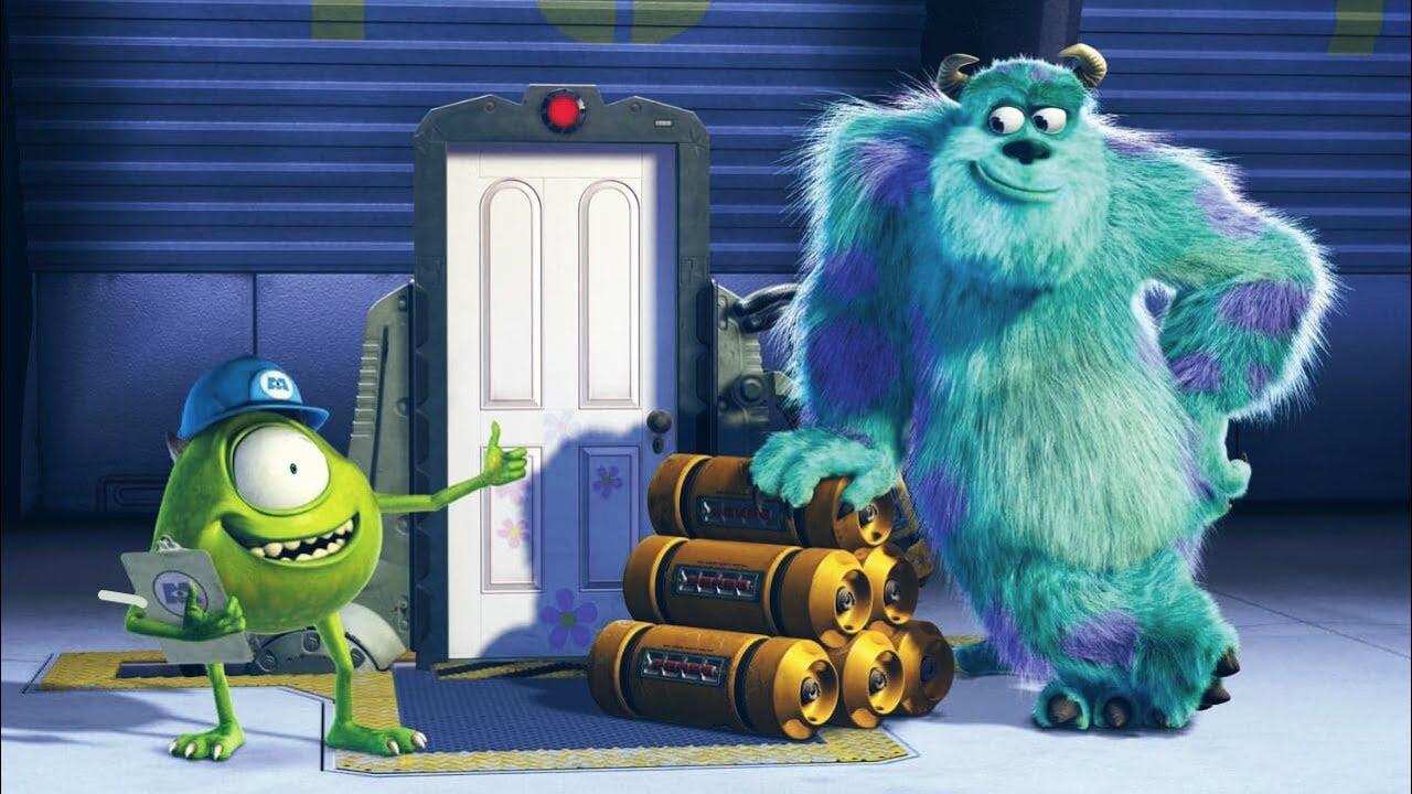 Monsters university castellano