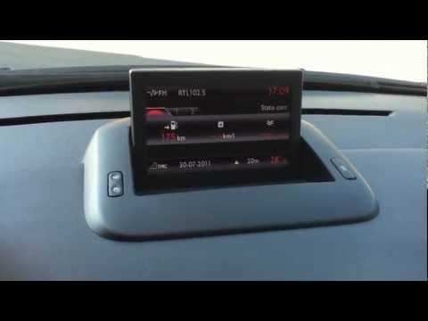 Upgrade Firmware 29.01  WipNav Peugeot 5008