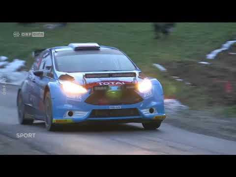 ORF - SPORT BILD - Jänner Rallye 2018