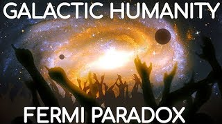 Galactic Humanity and the Fermi Paradox Part II