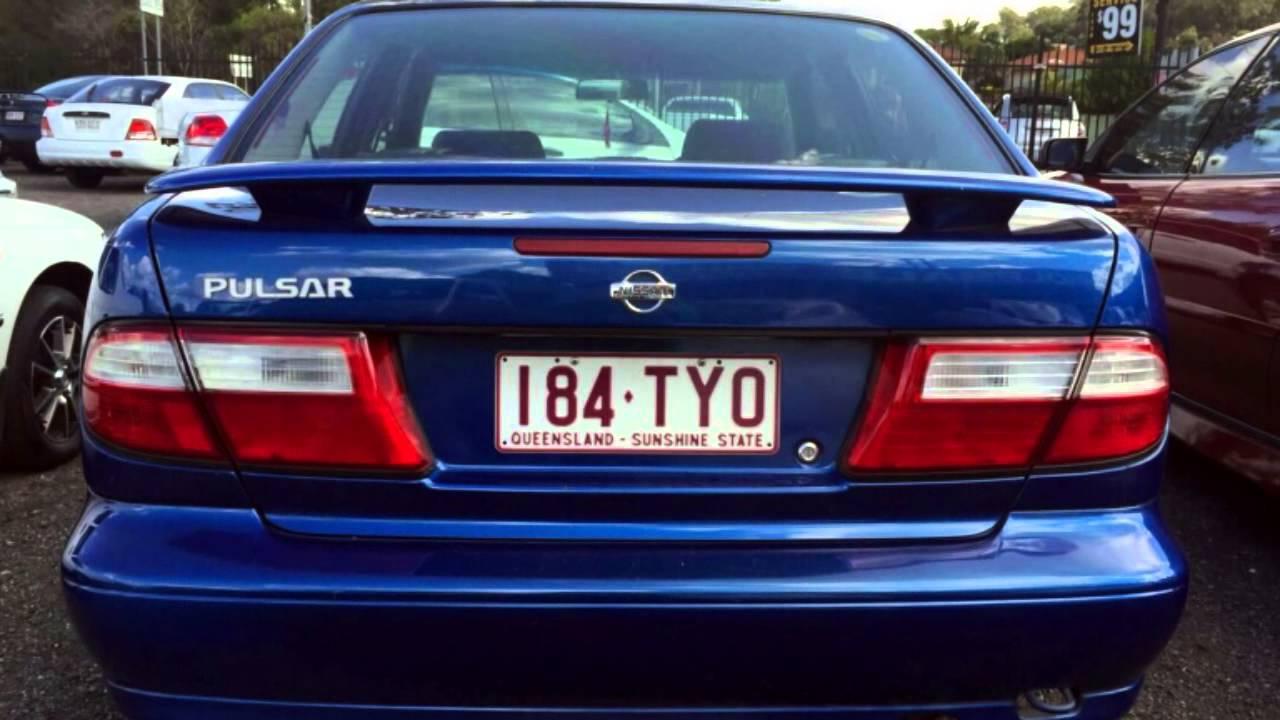 1999 nissan pulsar n15 s2 plus lx blue 5 speed manual sedan youtube rh youtube com nissan pulsar n15 repair manual free download nissan pulsar n15 manual