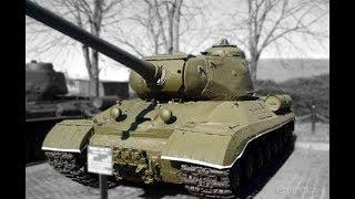 Самый мощный серийный танк времен Великой отечественной войны история рассказ