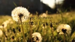 Play Rexroth's Daughter