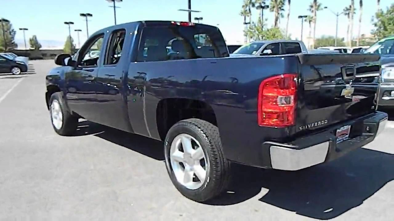 2008 chevrolet silverado 1500 extended cab ls pickup 4d 5 3 4 ft las vegas nv 00421542 youtube. Black Bedroom Furniture Sets. Home Design Ideas