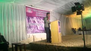 Funny speech about girls  university college od science and technology lahore (UCEST)