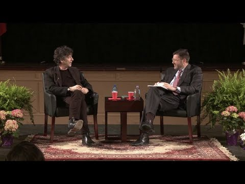 Q&A with Neil Gaiman