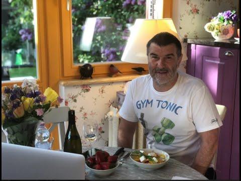 Ужин с Гришковцом 28 мая