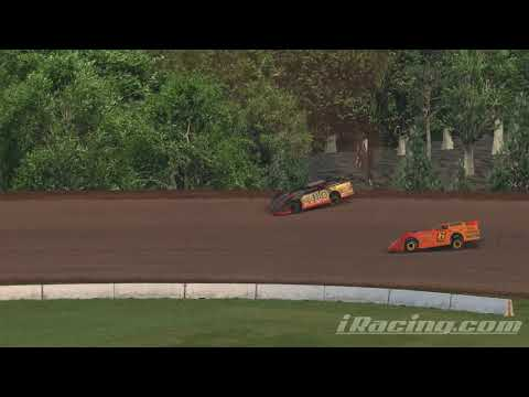 iRacing: 30 lap feature @Lernerville speedway
