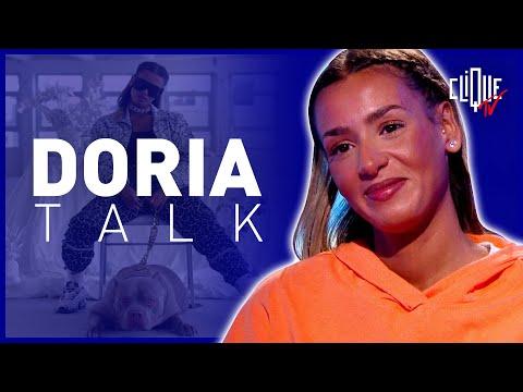 Youtube: Doria, prête depuis le départ – Clique Talk