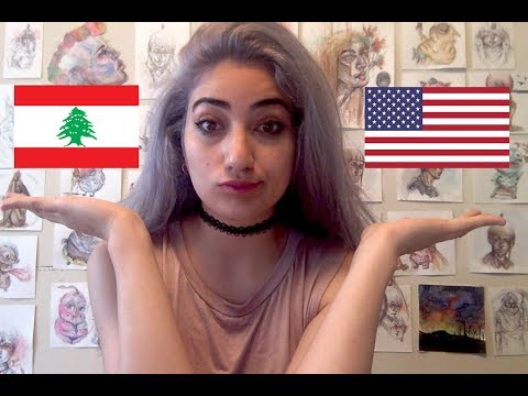 Let's Chat: Differences Between Lebanon And USA