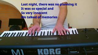 Az Yet - Last Night KARAOKE PIANO