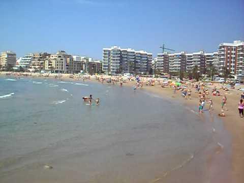Playa puerto sagunto youtube - Tanatorio puerto de sagunto ...