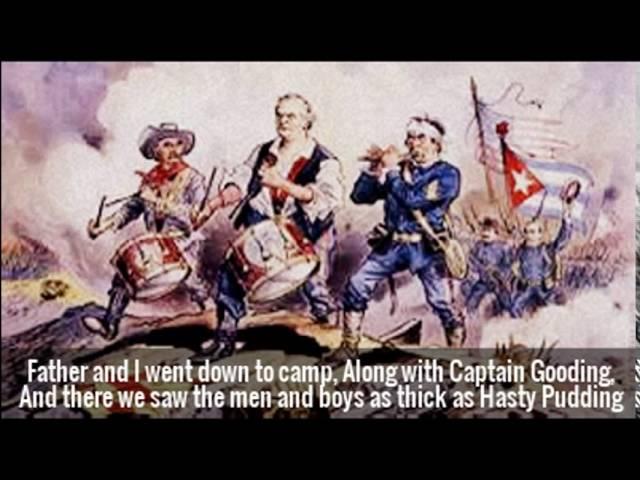 American Folk Song: Yankee Doodle w. Lyrics