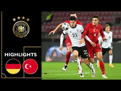 3 leads, 3 equalizers: Havertz & Co. struggle | Germany vs. Turkey 3-3 | Highlights | Friendly