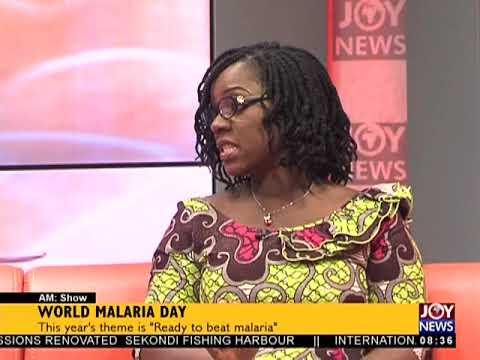 World Malaria Day - AM Show on JoyNews (24-4-18)