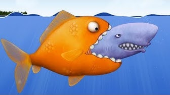 Spül niemals ein Goldfisch das Klo runter - Tasty Blue Gameplay