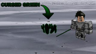 How To Find The Cursed Green Crystal In Roblox Star Wars: Jedi Temple on Ilum