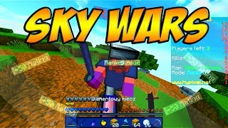 SKY WARS RANKEDY!