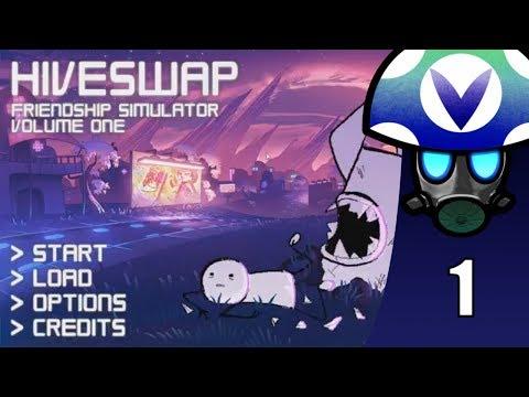Hiveswap Friend Sim Part 1: Hotdogs - Rev After Hours [Vinesauce]