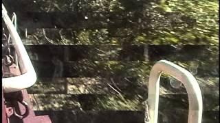 【鐵動画】9717レ大間々~沢入 DE10の運転席より【添乗編】