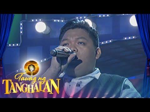 Tawag ng Tanghalan: John Mark Saga | Lay Me Down