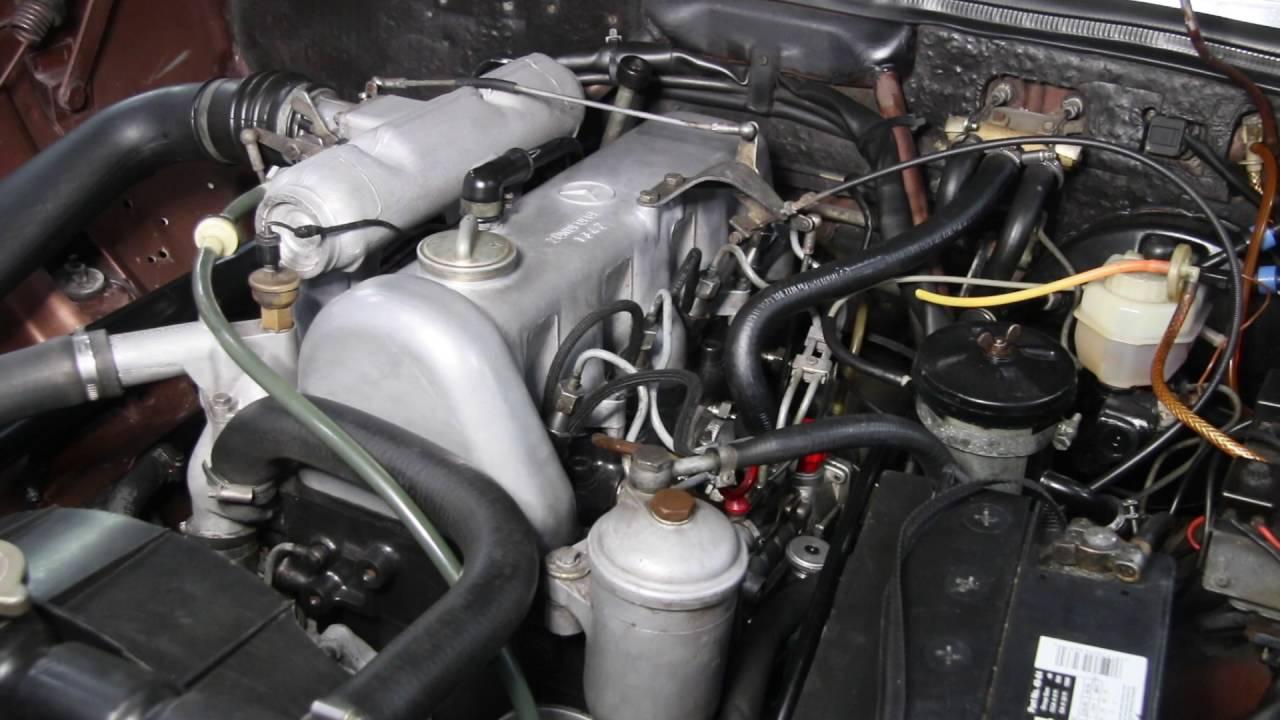 Why Won't This Diesel Engine Start?