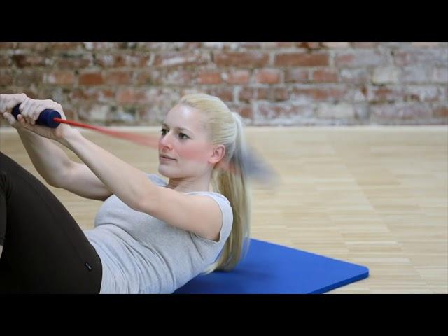 #完美的共振頻率 Sissel Sport Swing肌耐力加強健身器