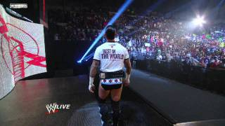 Raw: CM Punk makes his shocking return to WWE thumbnail
