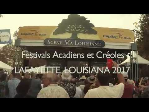 Festivals Acadiens et Creole 2017 in Lafayette